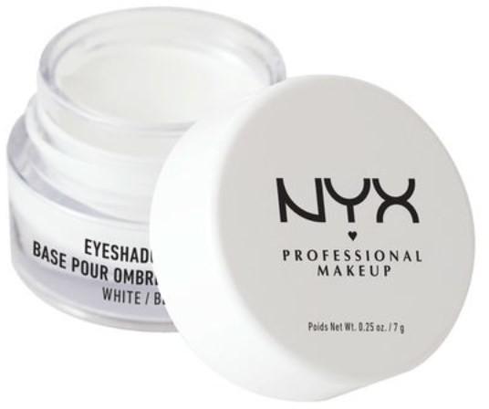 NYX Eyeshadow Base White Biała Baza pod Cienie 7g 7908