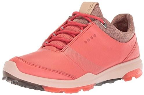 Ecco damskie buty Women Golf Biom Hybrid 3 Golf - różowy - B0796J742B