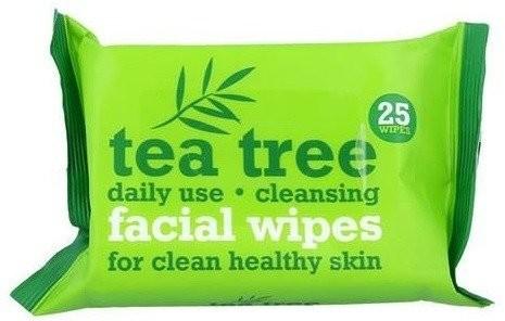 Tea Tree Tea Tree Facial Wipes Chusteczki oczyszczające 25szt 1234596108