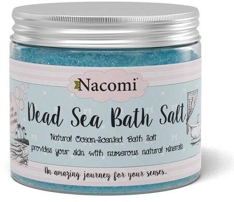 Nacomi Sól do kąpieli z Morza Martwego 450 g
