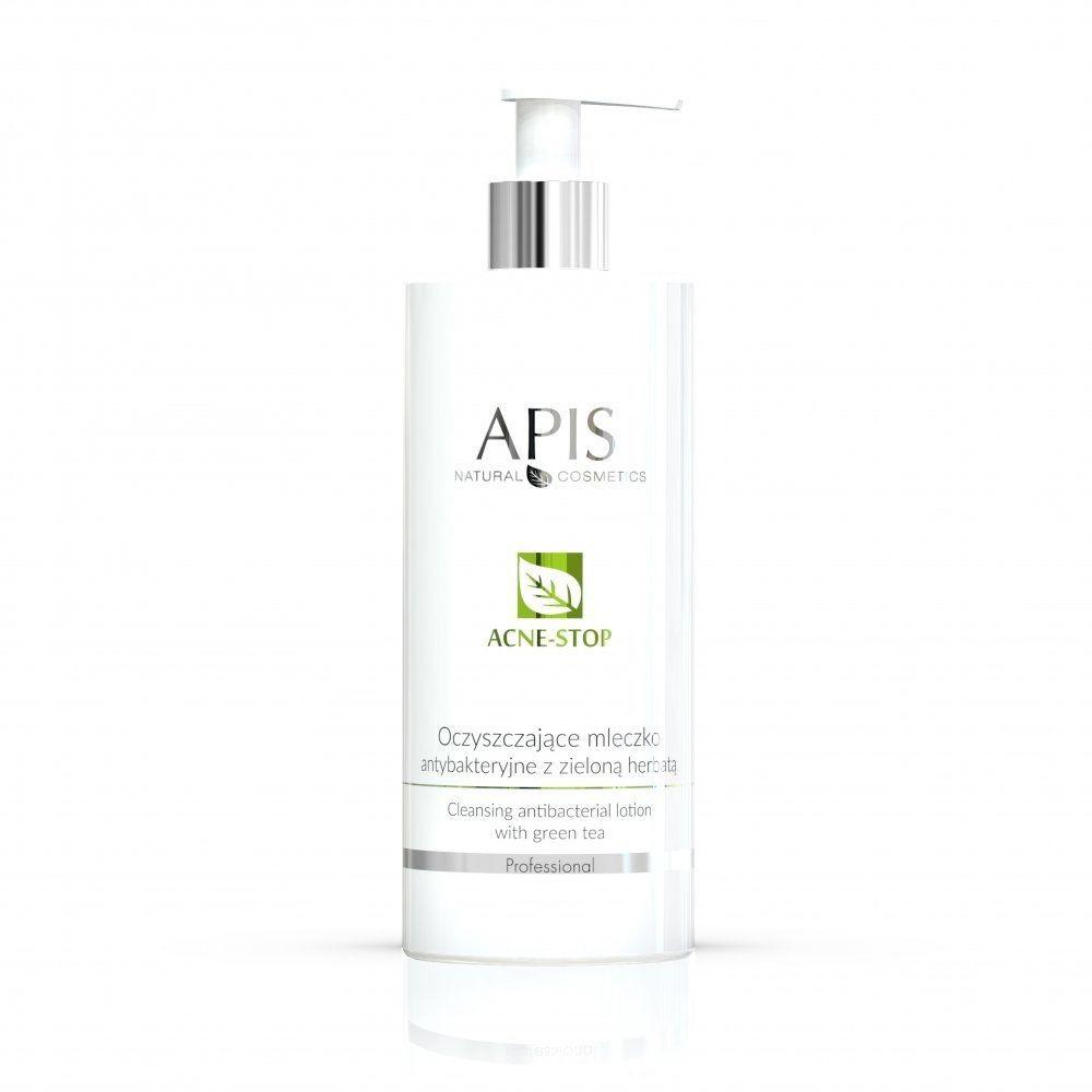 Apis APIS Oczyszczające Mleczko z Zieloną Herbatą 300ml APIS-5016