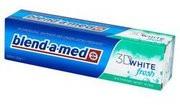 Procter & Gamble Pasta do zębów 3DWhite Fresh Extreme Mint Kiss