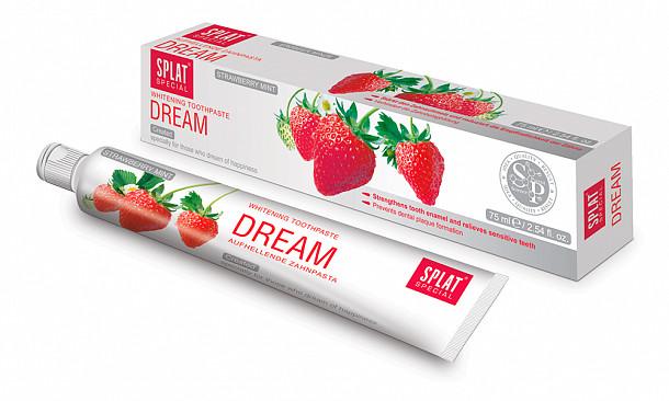 Lbiotica Special Dream 75 ml - Pasta do wrażliwych zębów i dziąseł, soczyście truskawkowa, 1 szt. Pas000141