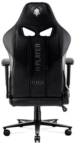 Diablo Chairs Fotel gamingowy Diablo X-Player 2.0 materiałowy King Size Diablo X-Player 2.0 King Size