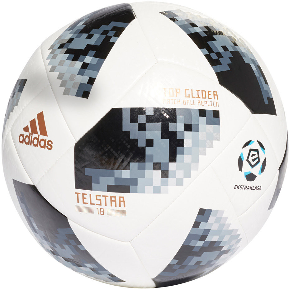 Adidas Piłka nożna Telstar Ekstraklasa TOP Glider CE7374