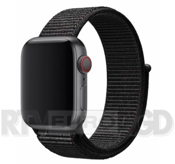 Devia Devia Deluxe Sport3 do Apple Watch 44 42mm czarny 6938595326356
