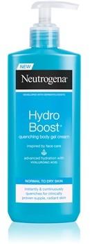 Neutrogena Hydro Boost Body nawilżający krem do ciała 400 ml