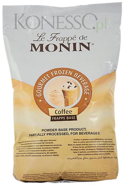 Monin Coffee frappe base 2 kg 914024