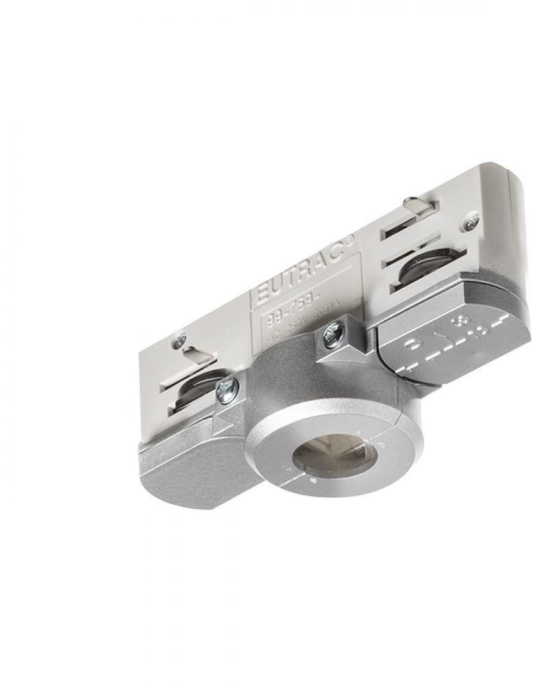 Redlux Rendl EUTRAC adapter do 3 faz szynoprzewodu srebrnoszara 230V R11362