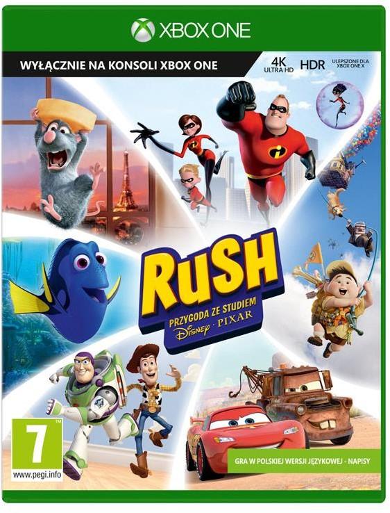 Pixar Rush (GRA XBOX ONE)