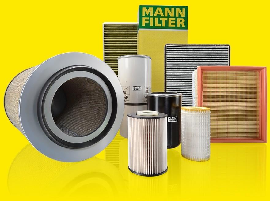 MANN Filtr powietrza MANN C28038