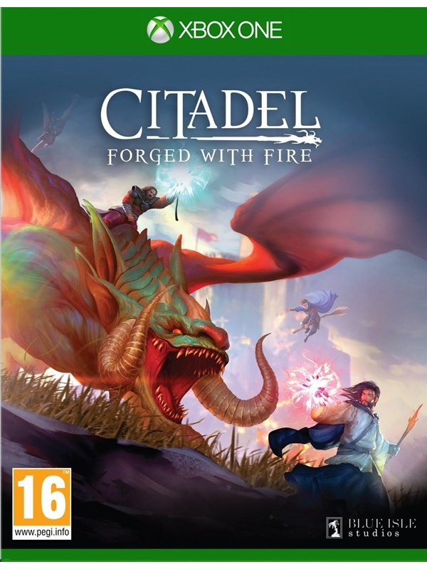 Citadel: Forged with Fire (GRA XBOX ONE)