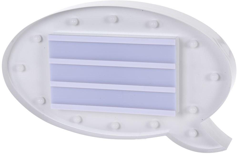 Home Styling Collection Lampa lightbox możliwość stworzenia własnego napisu do powieszenia na ścianie lub postawienia na komodzie AX5302510
