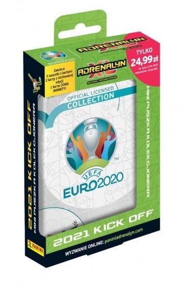 Panini Karty UEFA Euro 2020