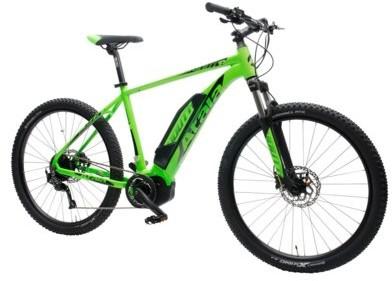 ATALA Rower elektryczny ATALA Youth 500 M18 Czarno-zielony