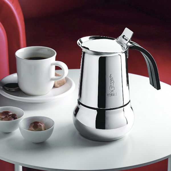 Bialetti kawiarka Kitty 6 tz / fil 300 ml Indukcja 4883/IN