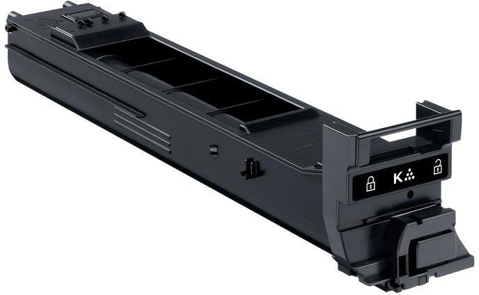 Konica minolta Toner/Black f MagiColor 4650/4690 8000sh A0DK152