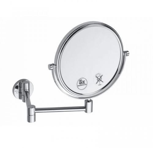 Bemeta Lusterko kosmetyczne chrom połysk 182 mm 112201518 112201518