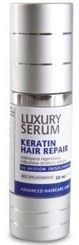 Beaute Marrakech Odbudowujące serum do włosów z keratyną i drogocennymi olejami - Beauté Marrakech Luxury Serum Keratin Hair Repair
