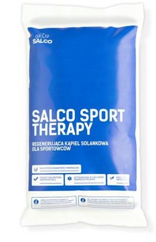 Salco sport therapy regenerująca kąpiel solankowa 1kg Salco