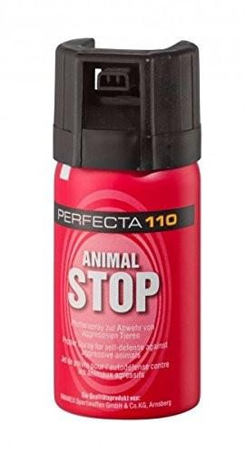 Perfecta gaz pieprzowy 40ML chmurka obrony przed zwierzętami, 2.1904 4190
