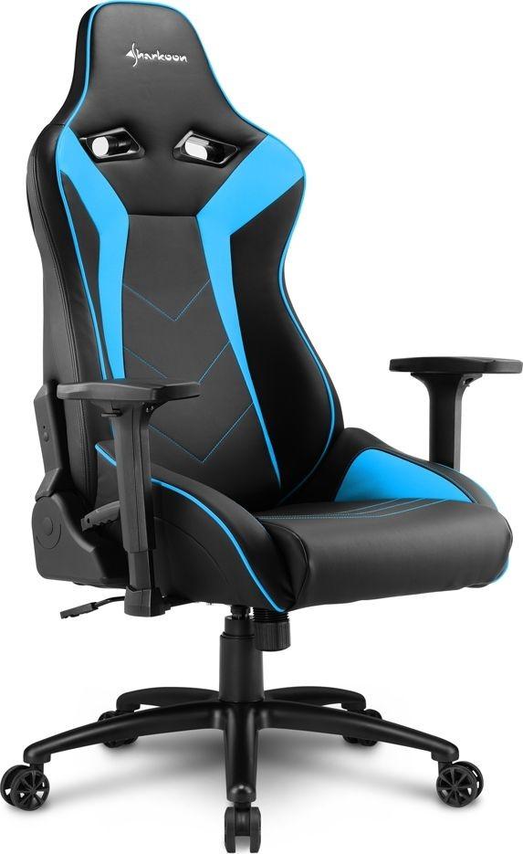 Sharkoon Sharkoon Elbrus 3 Gaming Chair gaming chair black blue