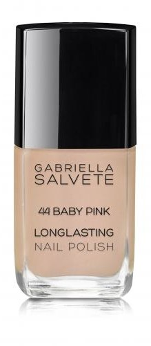Gabriella Salvete Longlasting Enamel lakier do paznokci 11 ml 44 Baby Pink