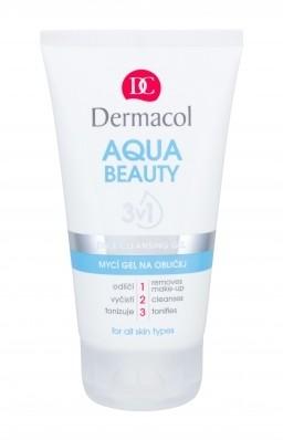 Dermacol Aqua Beauty żel oczyszczający 150 ml dla kobiet