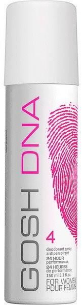 Gosh dezodorant w sprayu DNA No.4 150ml