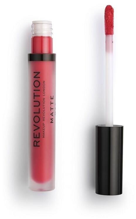 Revolution MAKE UP Makeup Rouge 141 Pomadka do ust w płynie Matte 1szt SO_111450