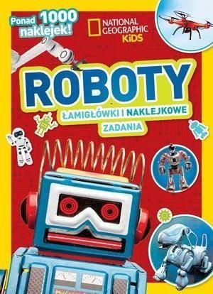 Olesiejuk Sp. z o.o. National Geographic Kids. Roboty - praca zbiorowa