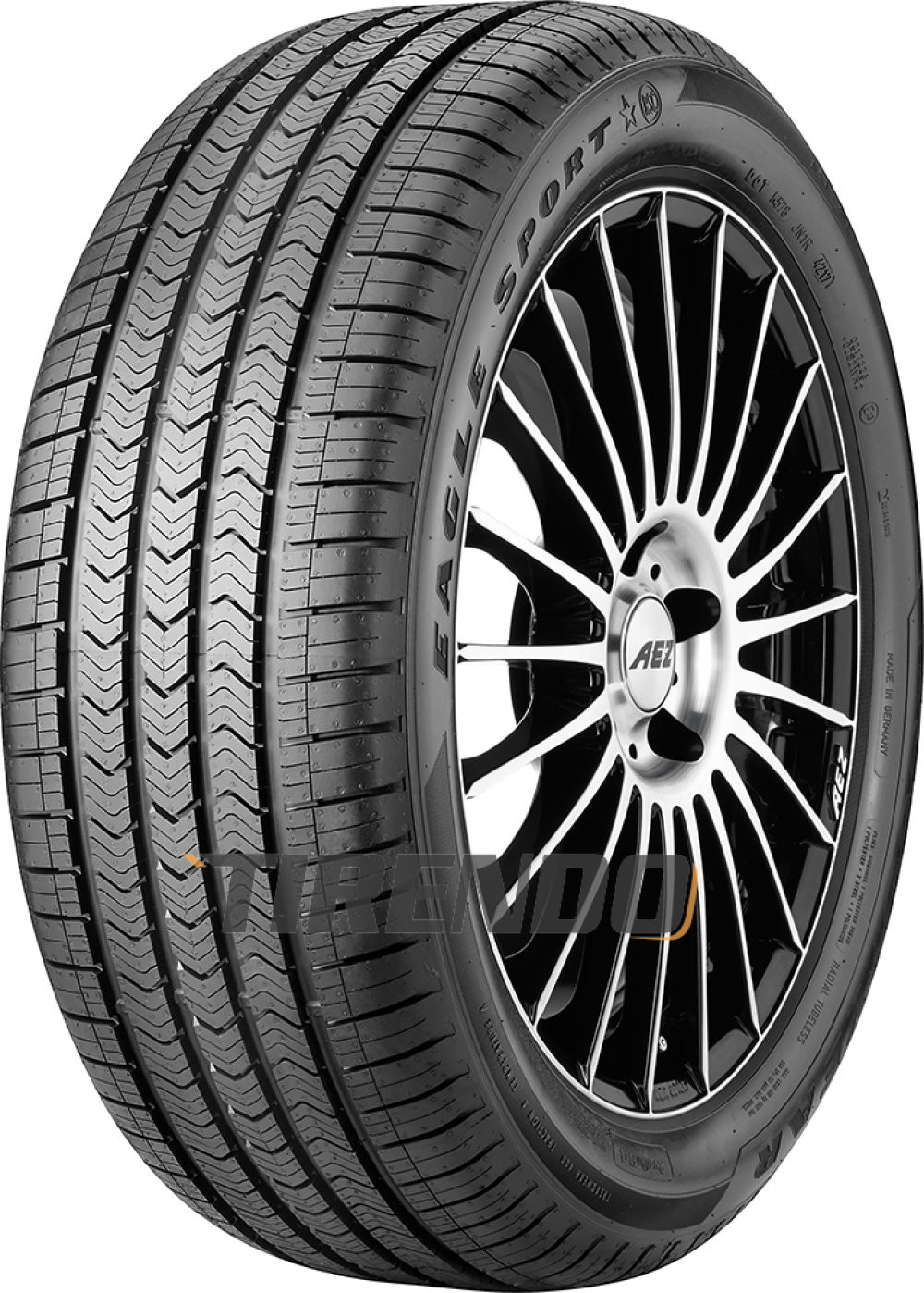 Goodyear Eagle Sport All-Season  255/45R20 105V