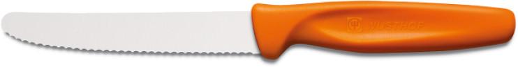 Wusthof Colour Nóż do warzyw ząbkowany pomarańczowy W-3003O-10