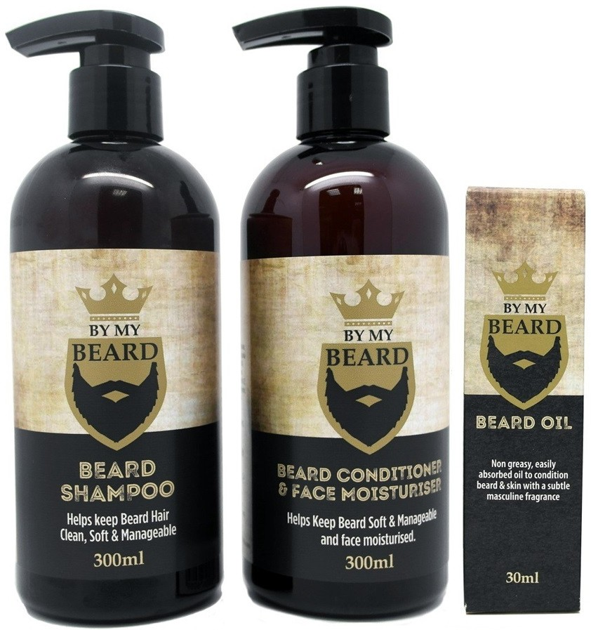 BY MY BEARD By My Beard Zestaw do Brody i Wąsów