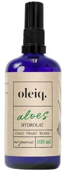 Oleiq Oleiq Hydrolat aloes 100ml