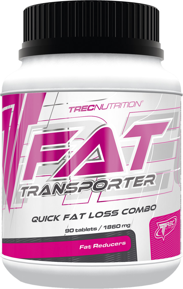 TREC Fat Transporter - 90Caps (5902114012489)