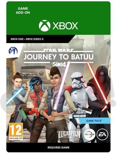 The Sims 4 Star Wars - Wyprawa na Batuu (GRA XBOX ONE) wersja cyfrowa