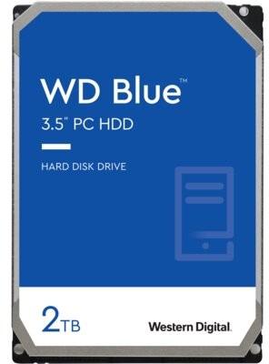 """Western Digital Dysk Blue 2 TB 3.5"""" SATA III WD20EZBX WD20EZBX"""