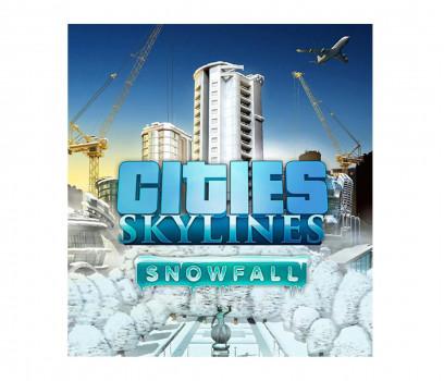 Colossal Order Cities Skylines Snowfall STEAM