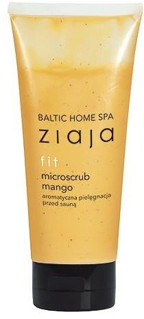 Ziaja Ziaja baltic home spa microscrub 190 ml