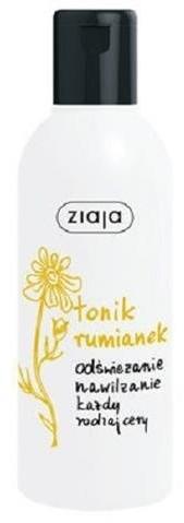 Ziaja Ziaja Rumiankowy tonik do twarzy każdy rodzaj cery 200ml 54499-uniw