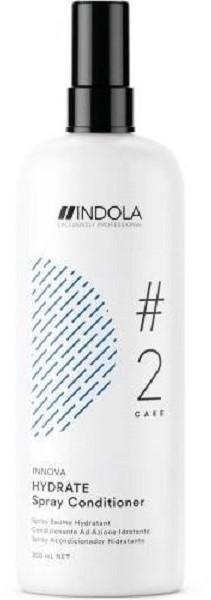 Indola INNOVA Hydrate Nawilżająca odżywka w sprayu do włosów suchych z olejkiem Jojoba 300 ml #2
