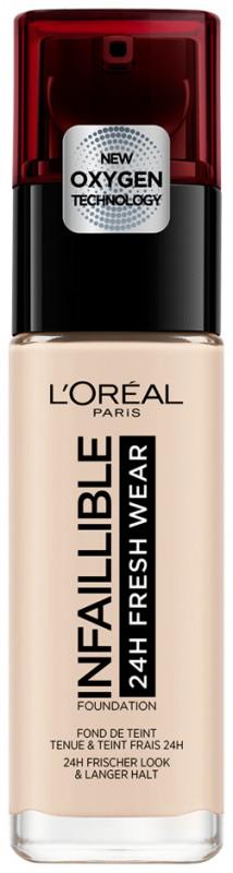Fresh L'OREAL L'Oréal - INFAILLIBLE - 24H WEAR - Podkład do twarzy - 15 - PORCELAIN L'OOIFPTW-DOTW