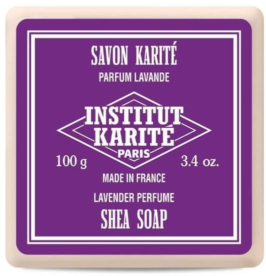 Institut Karité Paris Institut Karité Paris Lawenda Mydło w kostce 100g