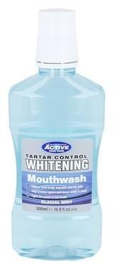 Active Płyn do płukania jamy ustnej Whitening 500 ml