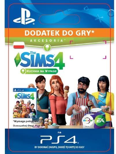 The Sims 4 Kuchnia na Wypasie DLC (GRA PS4) wersja cyfrowa
