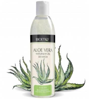 Bioetiq Aloe Vera Naturalny żel do mycia 300ml Bioetiq