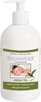 Balsamique Oliwka do masażu Green Tea -