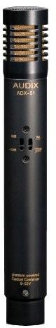 Audix ADX51mały lub ultrakondensatora-mikrofon ADX51