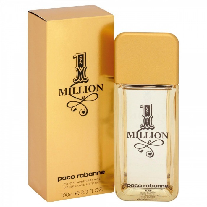 Paco Rabanne PACO RABANE 1 MILION AFTER SHAVE LOTION 100 ML